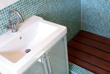 bathroom remodel yo. / by Casey Bozarth
