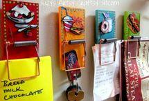 J's Home Office/Spare Bedroom Ideas / by Jolene Bock