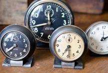 Clocks / by Linda Polson