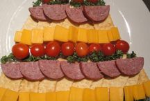 Fun appetizers / by Marie Connors