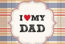 Free Father's Day Printable Cards / Fun, free and fabulous!  Print one for dad today! / by BudgetDiet