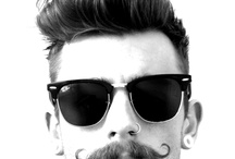 Handlebar moustaches & Beards & Fashion / Currently growing one  / by Minhaj Ahmed