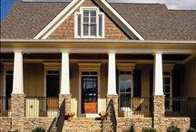 House Exterior / by Jessica Davis