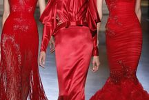 Must-Have: Sexy Red Dress / Select the best red for your skin tone and body shape. / by Cathie Moros