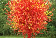Chihuly Glass / Dale Chihuly / by Jackson Crowson