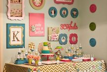 Cute As A Button Party Theme / by Kristy Laino