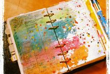 Mixed Media/Journals / by Sherry Cheever