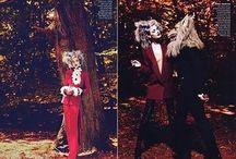 Little Red Riding Hood Photo Shoot Ideas... / by Elyse Vergez