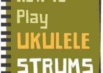 Ukulele / by Amanda Moore