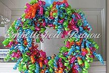 Wreaths / by Glenda Klemm
