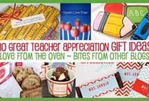 Teacher Appreciation / by Hillary Campos