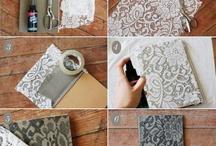 Recicla e ideas !!!  / by vanessa cp