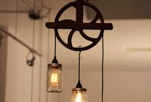 Kitchen/Lighting / by Joyce Cornwell