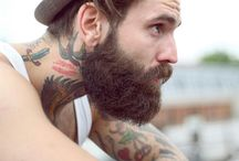 Men's Beards / Gentleman's beards from Barber2barber.com  / by Learn to Cut Hair