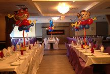 Balloon Table Centerpieces / by Balloons and More Gifts