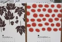 calendars / by Volodymyr Shostak