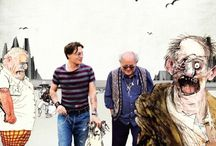 For No Good Reason / A film by Charlie Paul looking at the work of Ralph Steadman.  / by Soda Pictures