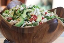 Salads / by Tanja Ishol-Pederson