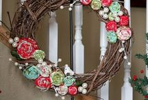 wreath / by Alana Nickell