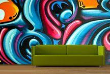Urban Bedroom Ideas / by Mayte Gallardo