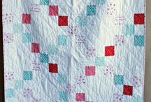 Sewing - quilts / by Shelley Kish