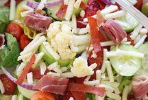 Salads / by Evangelina Reyes