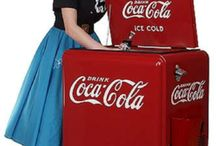 Coke the real thing / by sherry thomas