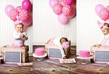 Baby's First Birthday / Ideas for celebrating your baby's first Birthday. / by HALO® SleepSack®