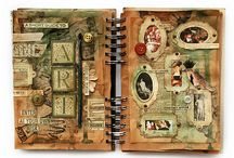 Altered Books/Journals / by Leah Price Hawks