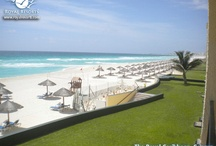 Cancun resorts - The Royal Caribbean / Escape to paradise. Experience attentive service that will make your vacation exceptional. Start the day with a swim in the pool, work out in the gym or sign up for tennis and sail boating. The Royal Caribbean® offers plenty of activities for families and friends and after a busy morning, visit the spa for a selection of relaxing massages and therapies.  / by Royal Resorts