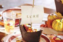 thanksgiving. / by Brooke Weidauer