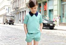 Kids fashion / by Ocean Li