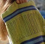 knitting & crocheting / by Kathleen