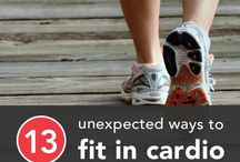fitness / by Jacqueline Adames Pallante