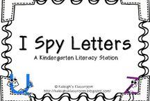 Alphabet & Letters / by Hayley Jones