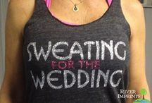 Sweating for the Wedding / Trying to lose weight for your wedding? Here are some sites that can help! / by Newport Aquarium