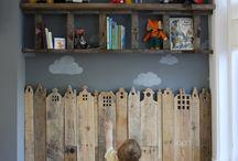 Wood working ideas / by Judy Burkart