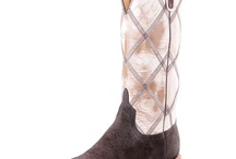 Cowboy Boots for Dudes / by PFI Western