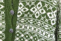 Old norwegian knitting / by Gitte Bettina Lauridsen