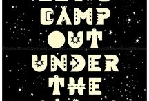 camping / by Stefanie Ring