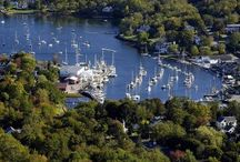 Beautiful Camden, Maine / by Etienne Perret