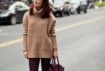 Street Style / by Fiona Lee