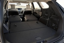 2013 Hyundai Santa Fe / by Atlantic Hyundai