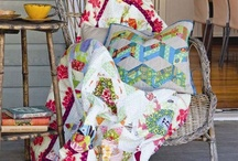 cozy, comfy quilts / by Reece Bryant