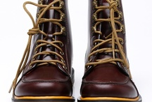 Shoes  / by Tony Hubert