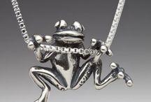 Frog stuff / by Cassandra Morrison
