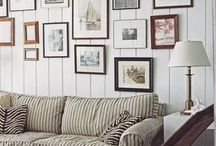 Living Room/Family Rooms / by Stacey Steward {Steward of Design}