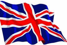 Anglophilia / by Rachel Reagor