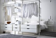 Where Good Days Start and End / We're celebrating bedrooms and bathrooms! From the bedside table set-up to bathroom storage, we're on a mission to make every day that little bit better by improving the rooms where good days start and end. After all, there's no bed like home. / by IKEA UK