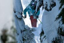 ski stuff / by Clouse Rodrigue